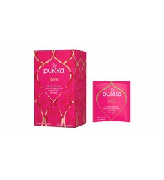 Pukka Tea LOVE (20sachets/box)